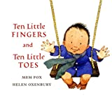 img - for Ten Little Fingers and Ten Little Toes padded board book book / textbook / text book