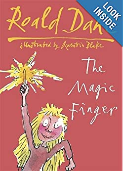 What My Kids Read reviews The Magic Finger by Roald Dahl