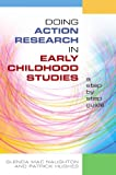 img - for Doing Action Research in Early Childhood Studies: a step-by-step guide book / textbook / text book