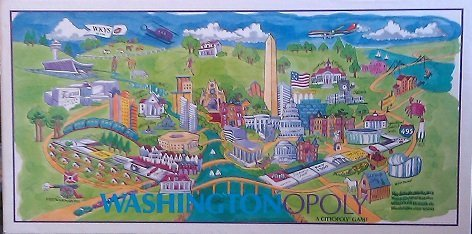 Washingtonopoly - 1