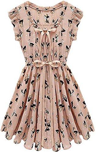 eyekepper-vintage-wapiti-printed-sleeveless-chiffon-tunic-tiny-dress