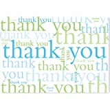 Many Thanks Note Cards (Stationery, Note Cards)