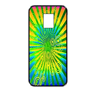 Vibhar printed case back cover for Samsung Galaxy S5 BrightBog