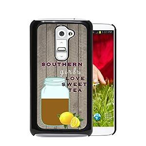 Amazon.com: Southern Girls Love Sweet Tea Quote Mason Jars Lemons Wood ...