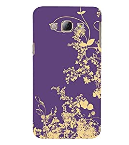 PRINTSWAG PATTERN Designer Back Cover Case for SAMSUNG GALAXY A8