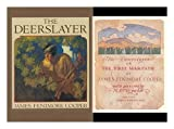 The Deerslayer: Or the First War Path (Illustrated Classics) (0684192349) by James Fenimore Cooper
