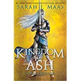 Sarah J. Maas AUTOGRAPHED Kingdom of Ash (SIGNED BOOK)
