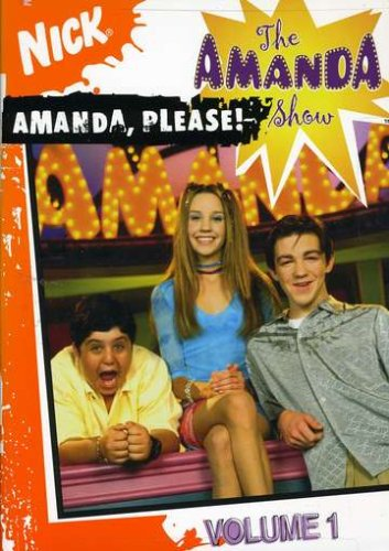 Cover art for  The Amanda Show: Amanda, Please! - Volume 1