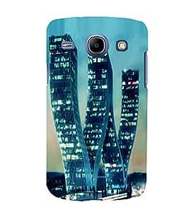 printtech W Shaped Building Back Case Cover for Samsung Galaxy J7 / Samsung Galaxy J7 J700F (2015 EDITION)