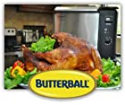Butterball Digital Electric Extra Large (XL) Turkey Fryer Stainless Steel 15.7L x 14.6W x 14.2H