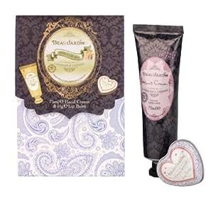 Buy healthcote ivory beau jardin hand lip set for Beau jardin hand cream