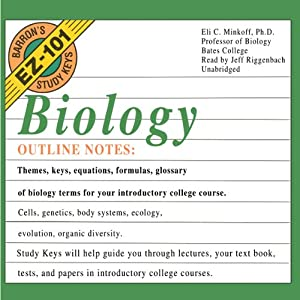 Barron's EZ-101 Study Keys: Biology, Second Edition | [Eli C. Minkoff]