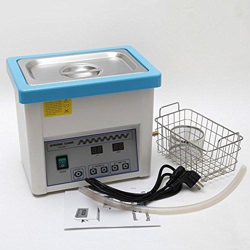 Dental Handstück Digital Ultraschallreiniger Reinigung 5 L, First Lab Instrument Dental