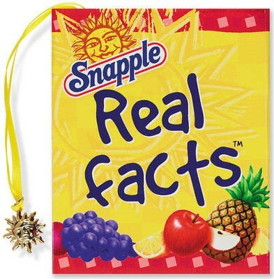 snapple-real-facts-created-by-peter-pauper-press-published-on-july-2004