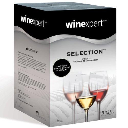 Australian Grenache/Shiraz/Mourvdre (Selection International) (Selection International Wine Kits compare prices)