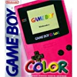 Game Boy Color Console In Berry