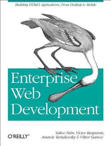Enterprise Web Development: From Desktop to Mobile