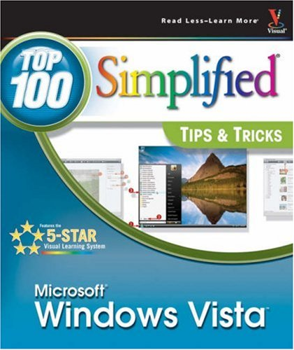Windows Vista: Top 100 Simplified Tips & Tricks