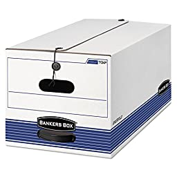 FEL0070503 - Bankers Box Stor/File Storage Box
