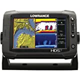 Lowrance 000-10765-001 Hds-7 Gen2 Touch 7 Touchscreen Charplotter With 83/200 Khz Skimmer(Tm)