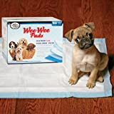 "Four Paws Wee-Wee Pads Standard 22? x 23"" , 100 Pack Bag"