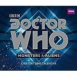 Official Dr Who 2015 Desk Block Calendar (Calendars 2015)