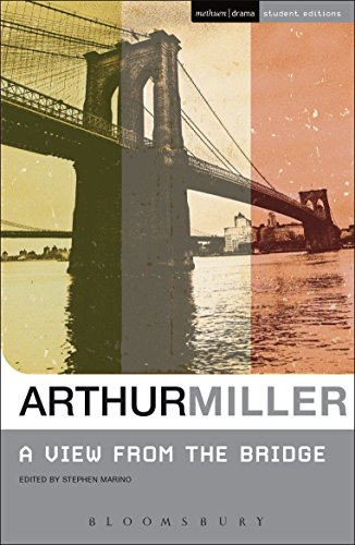 an analysis of the character of marco in arthur millers play a view from the bridge Arthur miller's 'a view from the bridge' arthur miller was born in 1915 in new york he was a playwright whose work discussed significant social issues, giving the reader a deep insight into his characters' feelings.