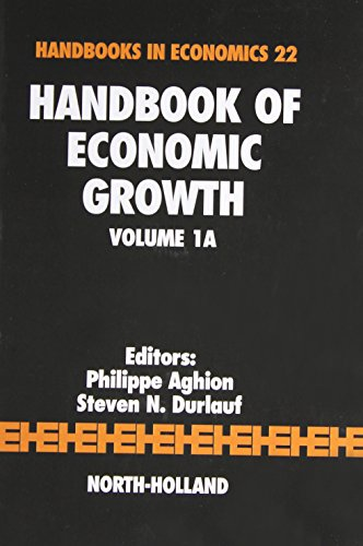 Handbook of Economic Growth, Volume 1A
