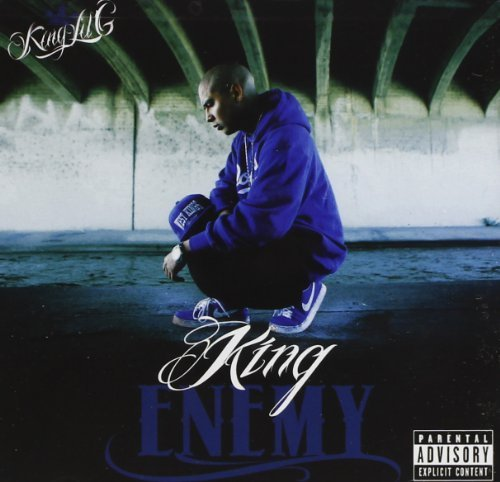 King Enemy by King Lil G (2012) Audio CD (King Lil G Cd compare prices)