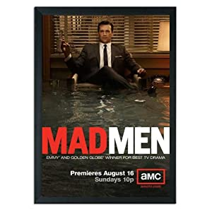 Mad Men Poster TV J 11x17 Jon Hamm Elisabeth Moss Vincent Kartheiser Christina Hendricks