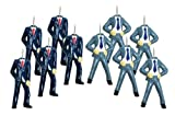 Pinhead Corporate Business Men Pushpins - Push Pins - Thumb Tacks