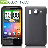 Case-Mate SoftBank 001HT / HTC Desire HD Barely There Case with Screen Protector, Matte Black「ソフトバンク 001HT / HTC デザイアHD」 専用ベアリーゼア ケース (液晶保護シート つき) マット・ブラック CM012717