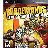 New Take-Two Borderlands Goty PS3 Video Games Software Excellent Performance High Quality