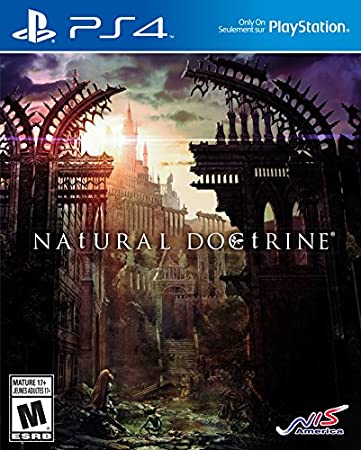 NAtURAL DOCtRINE - PlayStation 4