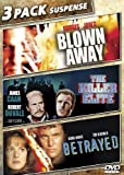 Blown Away / The Killer Elite / Betrayed (3 Pack Suspense)