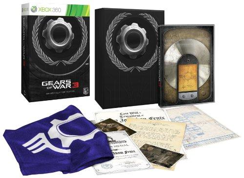 Gears of War 3 リミテッド エディション【CEROレーティング「Z」】[18歳以上のみ対象]
