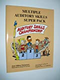 img - for MULTIPLE AUDITORY SKILLS SUPER PACK book / textbook / text book