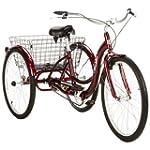 "26"" Schwinn Meridian Adult Tricycle i..."
