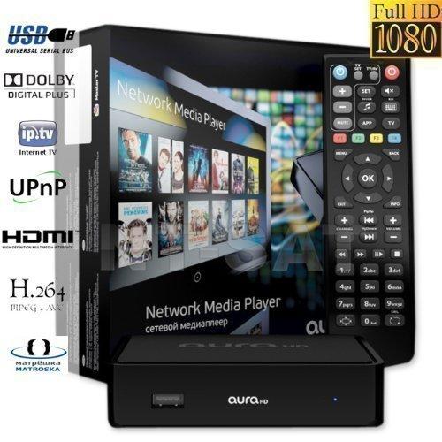 AURA HD International - Erstes Internet TV ohne ABO