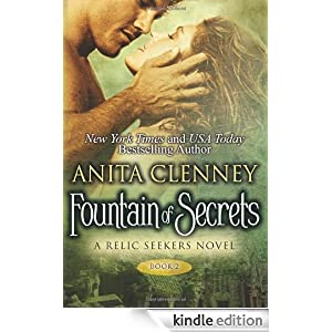 Relic Seekers - Books 1 - 2 ; Guardians of Stone & Fountains of Secrets - Anita Clenney
