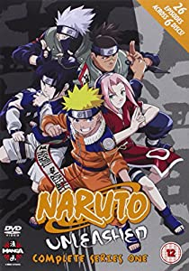 Naruto Unleashed - Complete Series 1 [DVD]