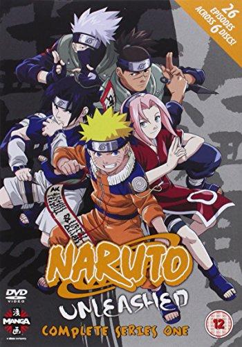 Naruto Unleashed Complete Series 1 [Edizione: Regno Unito]