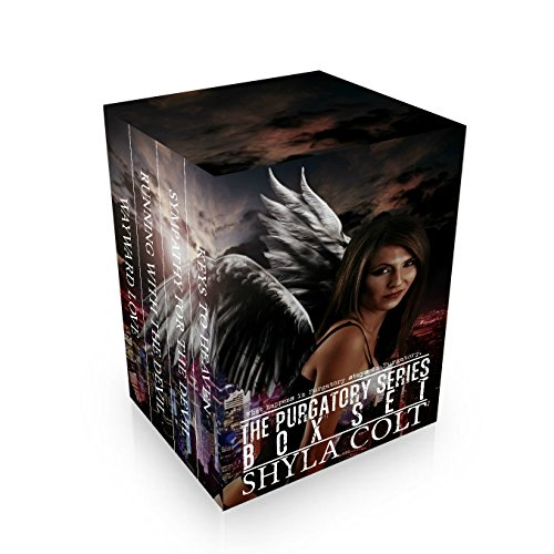 Shyla Colt - The Purgatory Series Boxed Set: Books 1-4 (English Edition)