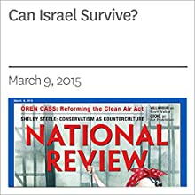 Can Israel Survive? Other by Victor Davis Hanson Narrated by Mark Ashby