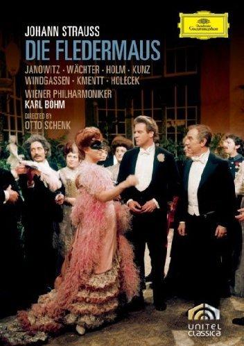 Die Fledermaus (K.Bohm) - Strauss - DVD