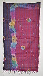 Designer Kantha Decorative Women' s Scarves And Shawls