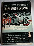 img - for The Selected Writings of Ralph Waldo Emerson book / textbook / text book