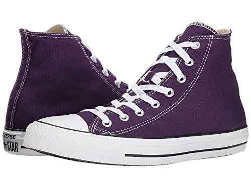 148f7878d087 Converse Unisex Chuck Taylor All Star High Top Sneakers Eggplant ...