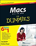 img - for Macs All-in-One For Dummies book / textbook / text book