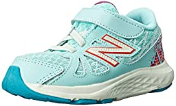 New Balance KV690I Running Shoe (Infant/Toddler), Blue/Purple, 2 M US Infant